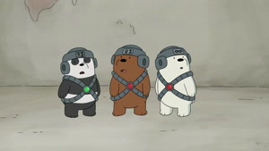 سه کله پوک ماجراجو 17 - We Bare Bears