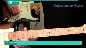 آموزش پیشرفته نوازندگی آرپژ در گیتار