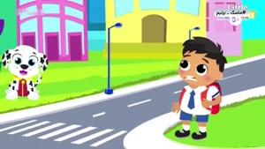 انیمیشن آموزش زبان انگلیسی Little Angel قسمت 26