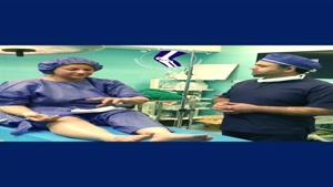 فیلم جراحی رباط صلیبی زانو با الوگرافت