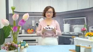 آشپزخانه نرگس؛ شیرینی نیلوفر آبی