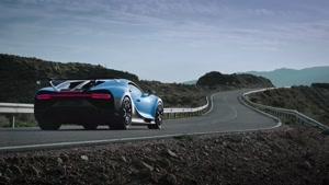 تصاویری از خودرو بوگاتی شیرون 3.5 میلیون دلاری 2021