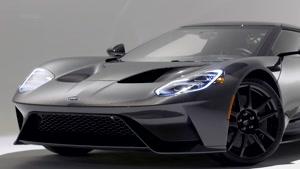 معرفی تخصصی خودرو فورد gt لیکوئید کربن 2020