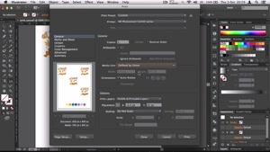 پرینت و ذخیره کردن در Adobe Illustrator - جلسه پایانی