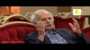 استاد پرویز بهرام صدای ماندگار دوبله ایران در برنامه دورهمی