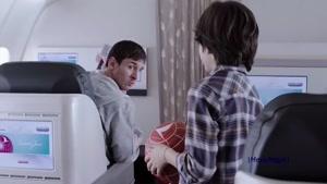 کل کل کوبی برایان و لیونل مسی در تبلیغات تلویزیونی