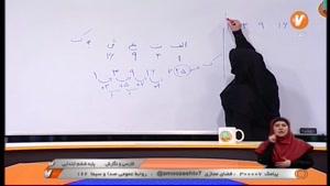 آموزش فارسی و نگارش پایه ششم ابتدایی