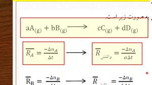 آموزش شیمی استاد محمدی سنیتیک قسمت دوم