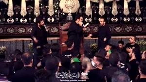 مداحی برو شبیه پیغمبرم برو علی اکبرم - کربلایی حسین سیب سرخی
