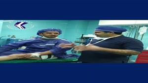 فیلم جراحی رباط صلیبی با آرتروسکوپ