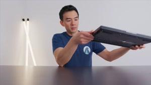 نقد و بررسی لپ تاپ Lenovo Legion 5 | لپ تاپ گیمینگ قدرتمند ب