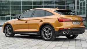 معرفی خودرو 2021 Audi SQ5 Sportback
