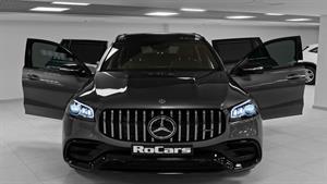 معرفی خودرو 2021 Mercedes AMG GLS 63