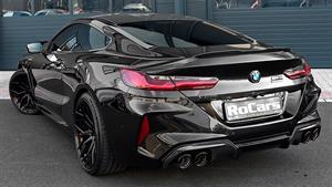 معرفی خودرو 2021 BMW M8 Competition