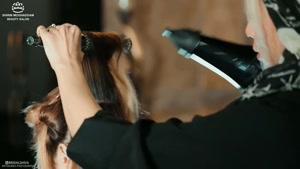 آموزش براشينگ مو