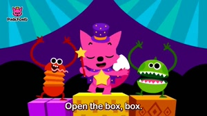 toy song - pinkfong