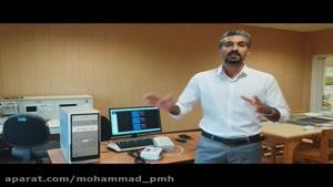 آموزش دستگاه کنترل با موبایل GSM