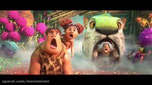 انیمیشن سینمایی THE CROODS 2 خانواده کرود 2