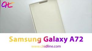 ویدیو جعبه گشایی گوشی موبایل سامسونگ Galaxy A72