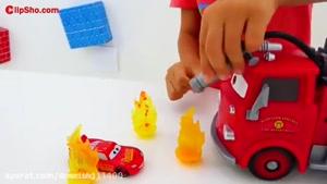 برنامه کودک جدید ولاد و نیکیتا ماشین های دیزنی