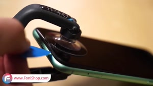 آموزش تعویض باتری گوشی آيفون 11 - فونی شاپ