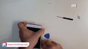آموزش تعویض باتری گوشی شیائومی ردمی نوت 4 - فونی شاپ
