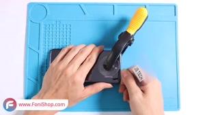 آموزش تعویض باتری گوشی هوآوی P40 pro - فونی شاپ