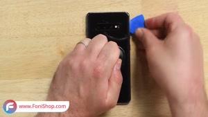 آموزش تعویض باتری گوشی سامسونگ گلکسی +S10  - فونی شاپ