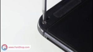 آموزش تعویض باتری گوشی HTC One M8  - فونی شاپ