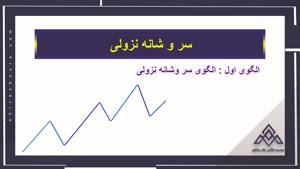 آموزش رایگان بورس در شیراز | الگوی سر و شانه تحلیل تکنیکال