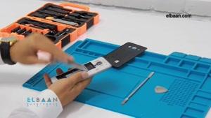 آموزش تعمیرات موبایل-آشنایی با قطعات اصلی موبایل-نسخه رایگان