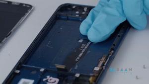 آموزش تعمیرات موبایل - آموزش باز و بسته کردن گوشی Huawie hon