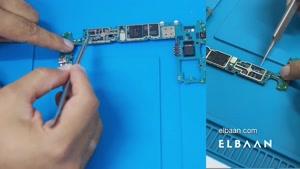 آموزش تعمیرات موبایل - شناخت، عیب یابی، و تعویض آی سی های مد