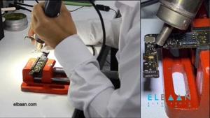 آموزش تعمیرات موبایل - آموزش برداشتن و گذاشتن میکروفون