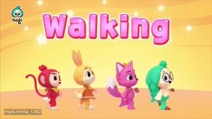 Walking Walking TPR