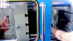 دستگاه تزریق پلاستیک صفری پور