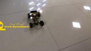 صدای فوق العاده موتور ماشین کنترلی landdash/ایستگاه پرواز
