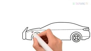 آموزش نقاشی ماشین پلیس
