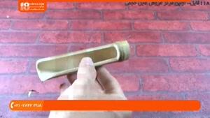 ایده ساخت آبنما موزیکال با چوب بامبو