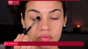 آموزش آرایش غلیظ صورت و گریم و میکاپ عروس