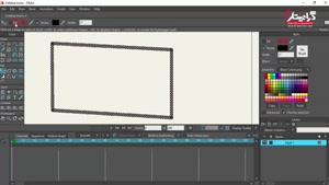 07-آموزش ابزارهای بخش Fill Tools در انیمه استودیو
