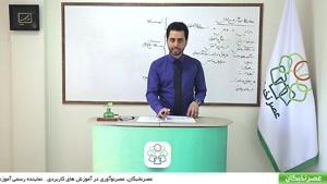 معادله اساسی حسابداری (حل تمرین) - قسمت ششم