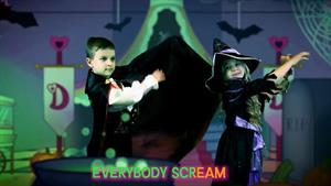 ماجراهای دیانا و روما این داستان روز هالووین