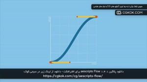 دانلود پلاگین aescripts Flow 1.4.1 برای افترافکت
