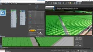 دانلود پلاگین RailClone Pro 3.3.1 برای تری دی مکس