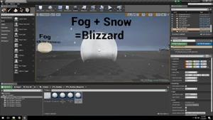 دانلود پلاگین SuperGenius Weather FX برای آنریل انجین