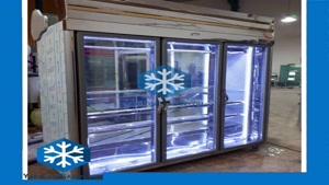 یخچال ویترینی یخچالسازان