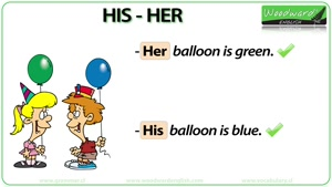 his/ her