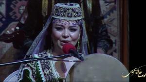 آواز شیرین ترکی(آذربایجانی)