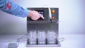 دستگاه پرکن مایعات ساندیسی 1 نازل